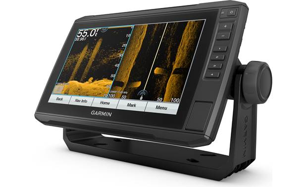 Garmin 2-Screen Panoptix Bundle Garmin echoMAP UHD 93sv chartplotter