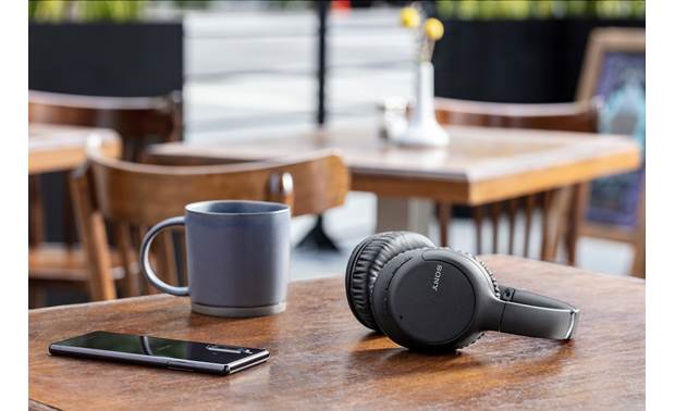 Sony WH-CH710N Music plays wirelessly via Bluetooth 5.0