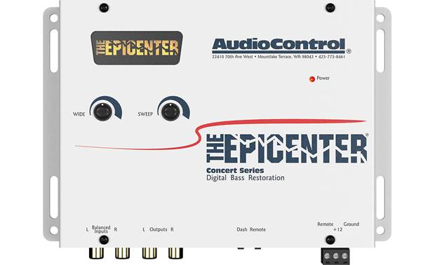 The Epicenter® by AudioControl Other