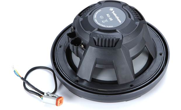 Rockford Fosgate M2-8B Back
