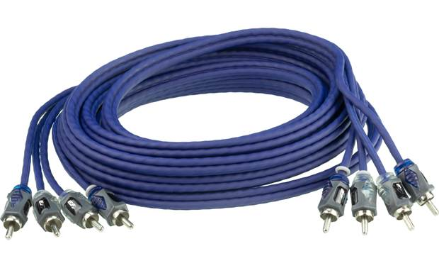 EFX Marine RCA Patch Cables 17-foot
