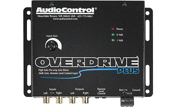 AudioControl Overdrive Plus Front