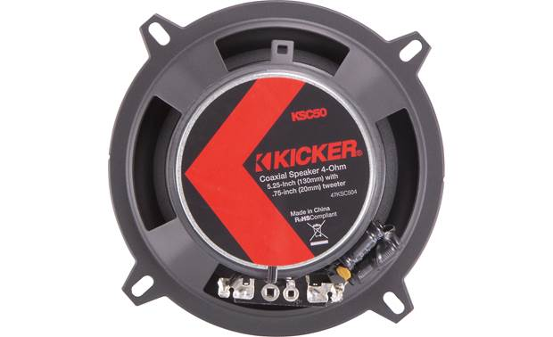 Kicker 47KSC504 Back