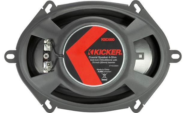 Kicker 47KSC6804 Back