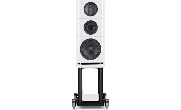 Wharfedale Elysian 2 Stand Shown with Wharfedale Elysian 2 speaker (not included)