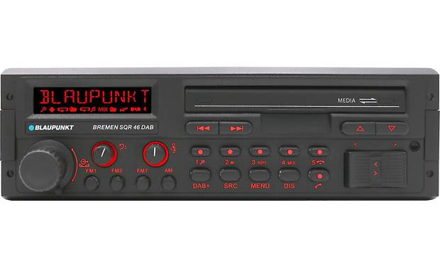 Blaupunkt Bremen SQR 46 DAB Blaupunkt goes back to the future with this retro digital media receiver
