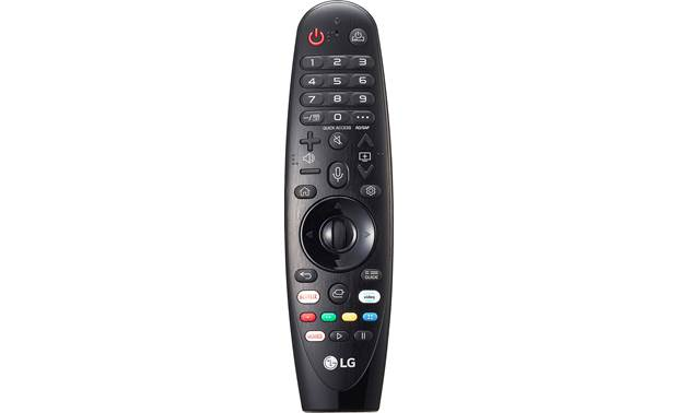 LG 55NANO85UNA Magic Remote