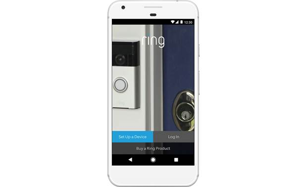 Ring Video Doorbell Elite (factory refurbished) Other
