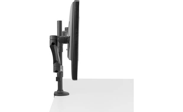 Kanto DM2000 Sturdy C clamp for easy installation (monitor not included)