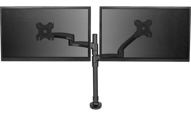 Kanto DM2000 Supports 2 screens, each up to 27