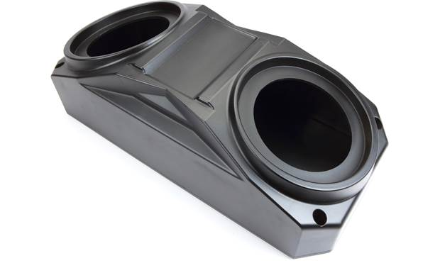 "Metra OH-UNI01 Holds two 6-1/2"" speakers and a Bluetooth amp"
