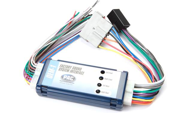 PAC ROEM-FRD1 Wiring Interface Front