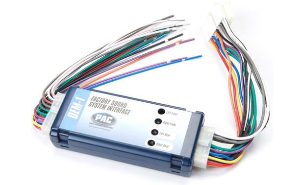 PAC ROEM-GM21 Wiring Interface Front