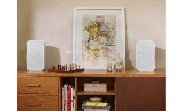 Sonos Five Pair two for bigger sound with better stereo separation
