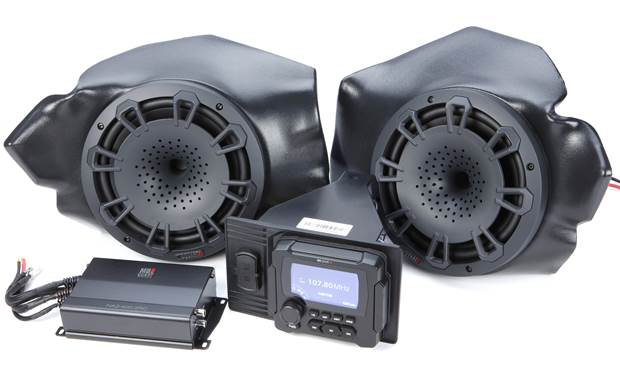 MB Quart MBQR-STG2-RAD-2 Stage 2 audio system