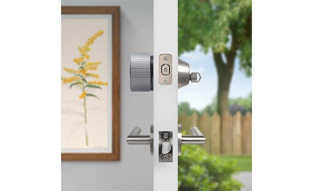 August Wi-Fi Smart Lock Existing keys will still work