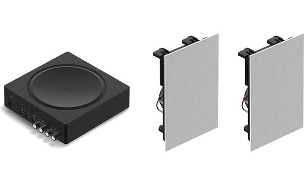 Sonos In-wall Speaker Bundle Front
