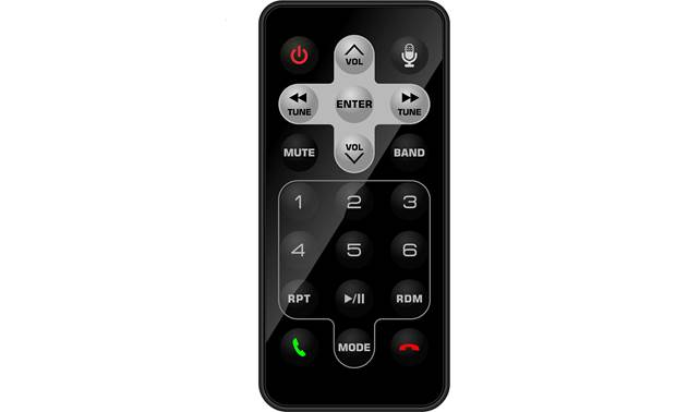 Jensen CAR1000 Remote