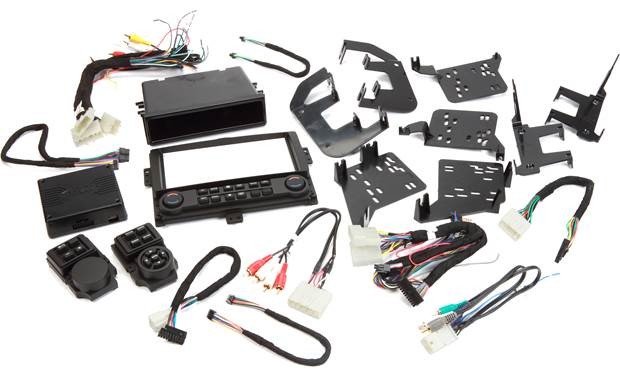 Metra 99-7620B Dash and Wiring Kit Front