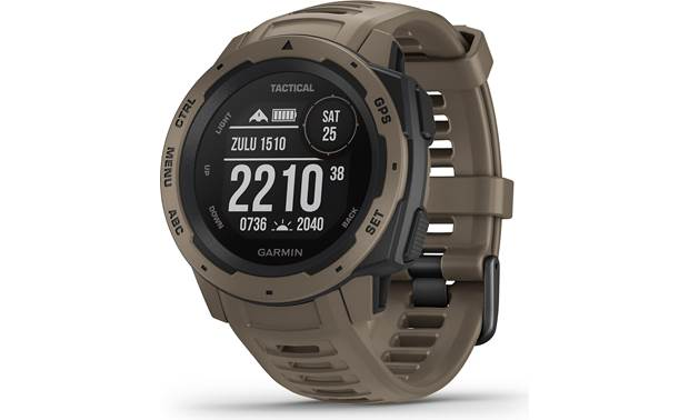 Garmin Instinct Tactical Edition Front