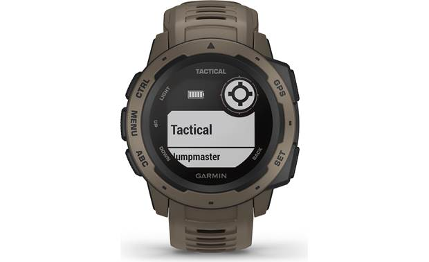 Garmin Instinct Tactical Edition Other