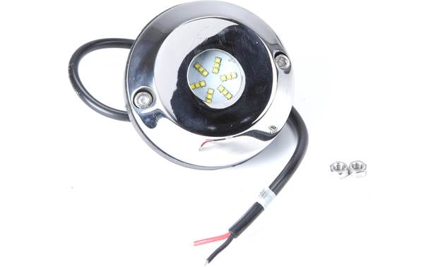 Race Sport HydroBLAST MSUWL60W White transom light