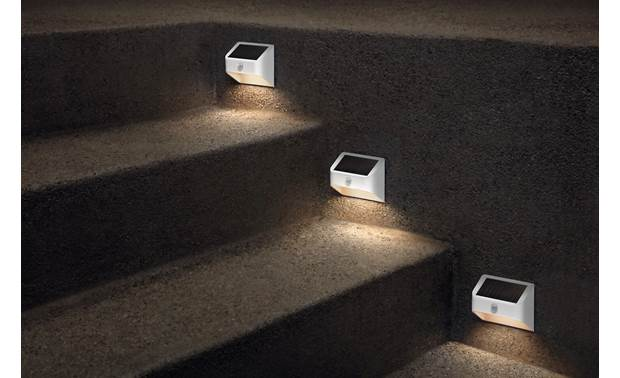 Ring Smart Lighting Solar Steplight Shine a light where you need it