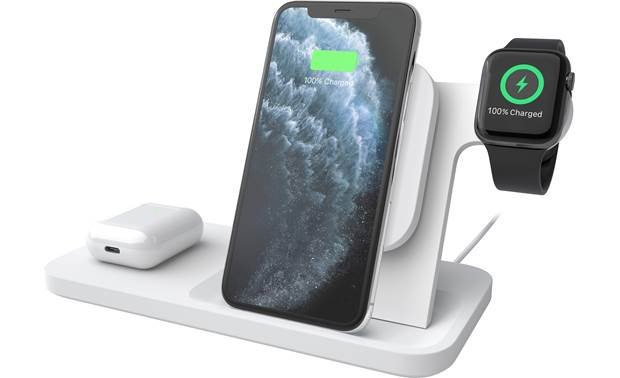 Logitech POWERED 3-in-1 Dock