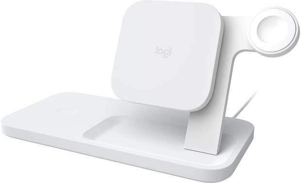 Logitech POWERED 3-in-1 Dock Left front