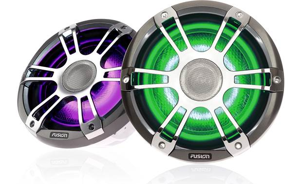 Fusion SG-FL882SPC Built-in LEDs provide a wide array of colors