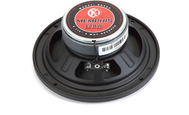 Memphis Audio SRX62 Back