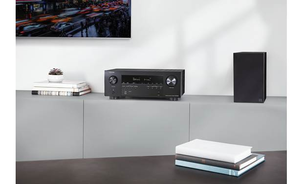 Denon AVR-S960H (2020 model) Shown in room