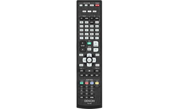 Denon AVR-X4700H (2020 model) Remote