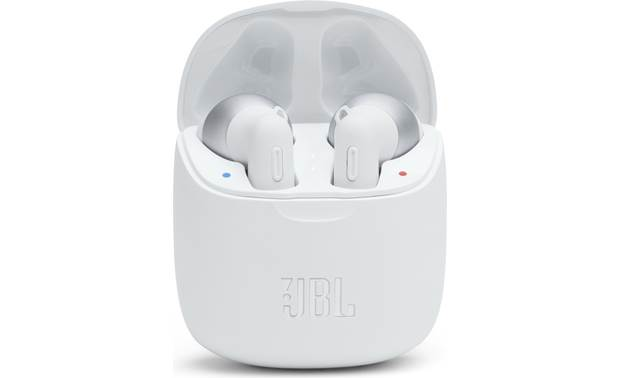 JBL Tune 225 TWS Earbuds in charging case
