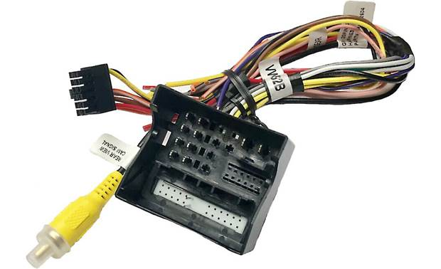 Crux SWRVW-52B Wiring Interface Front