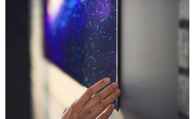 LG OLED65GXPUA This is one of the thinnest TVs available