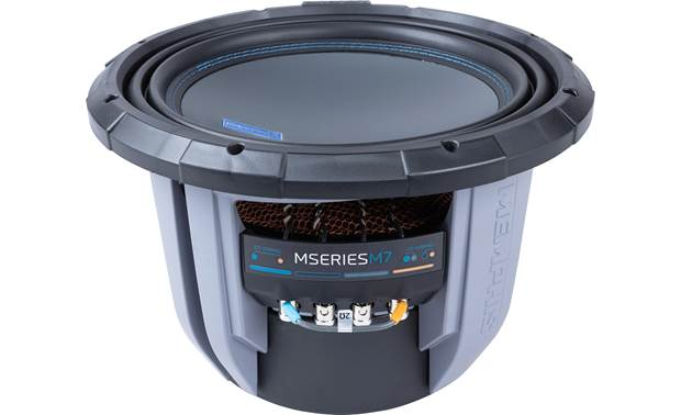 Memphis Audio M71212 Handles up to 750 watts RMS