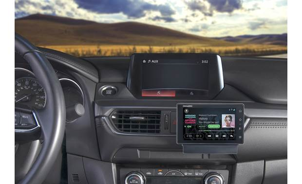SiriusXM SXWB1V1 TOUR with 360L Installed