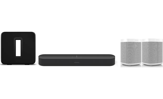Sonos Beam 5.1 Home Theater System