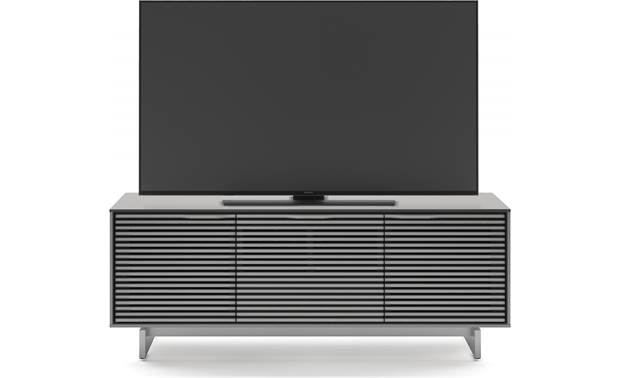 BDI Align 7477 Media Cabinet Supports TVs up to 70