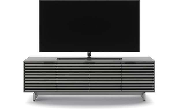 BDI Align 7479 Media Cabinet Front (TV not included)