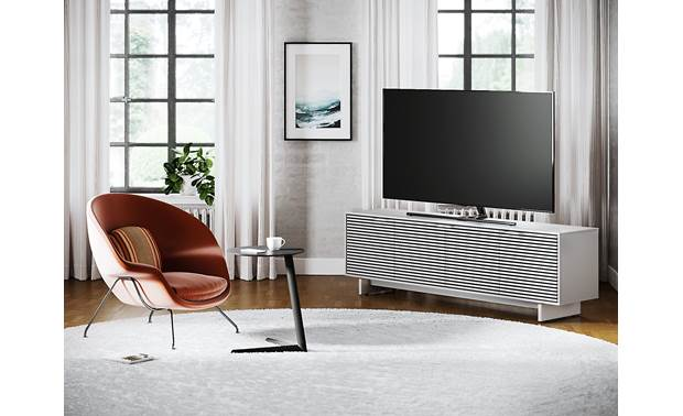 BDI Align 7479 Media Cabinet Supports TVs up to 85