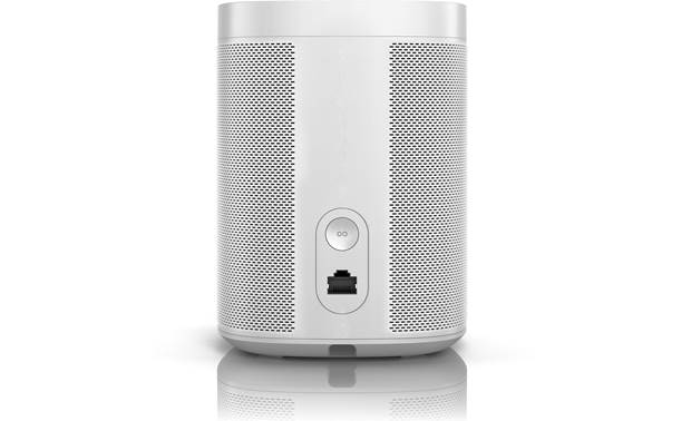 Sonos Arc/Sub/One SL Home Theater Bundle White - back