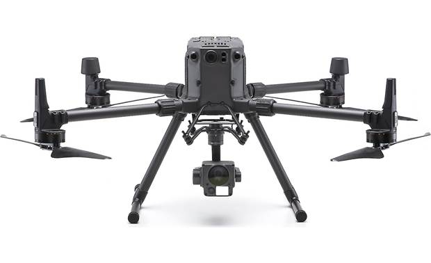 DJI Zenmuse H20 with Shield Plus Shown mounted on Matrice 300 RTK quadcopter (not included)