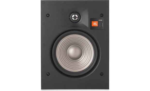 JBL Studio 2 6IW The tweeter level control cuts or boosts high-frequency output to ideally suit your room's acoustics