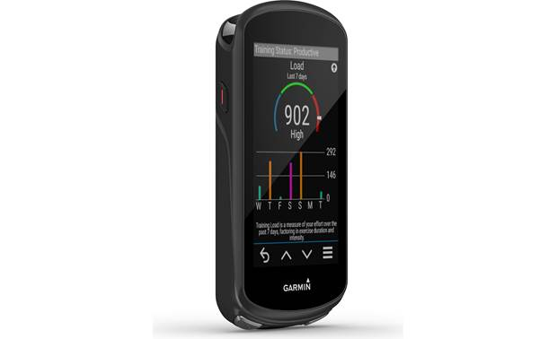 Garmin Edge 1030 Plus Training status tracking