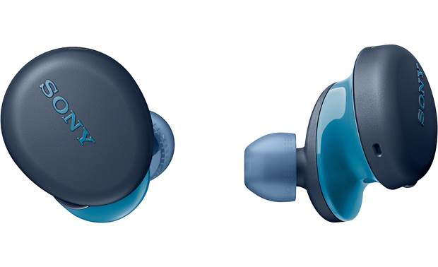 Sony WF-XB700 Ergonomic design keeps earbuds secure and stable as you move