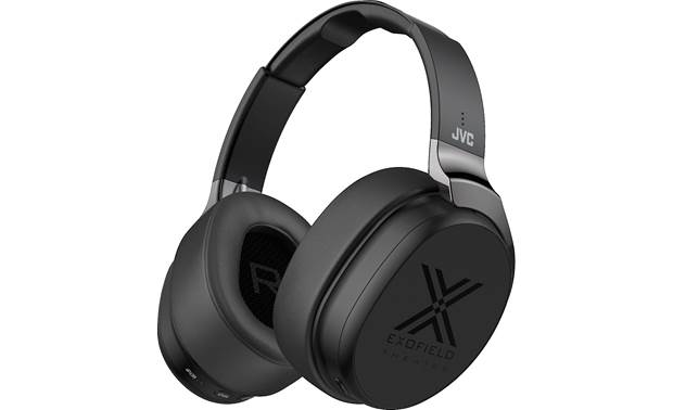 JVC XP-EXT1 large 40mm dynamic drivers for powerful three-dimensional sound