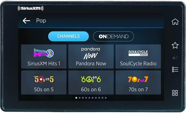 SiriusXM SXWB1V1 TOUR with 360L offers the latest satellite radio features