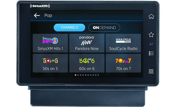 SiriusXM SXWB1V1 TOUR with 360L Other